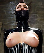 Princess Donna gets bound and used